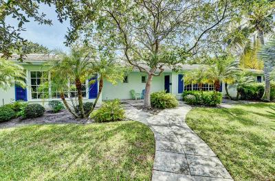 Delray Beach Multi Family Home For Sale: 208-210 Beverly Drive #208, 210