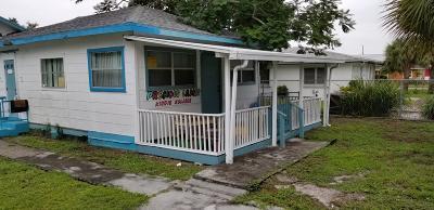 Fort Pierce Single Family Home For Sale: 1506 Avenue E