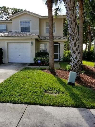 Jupiter FL Townhouse For Sale: $299,000