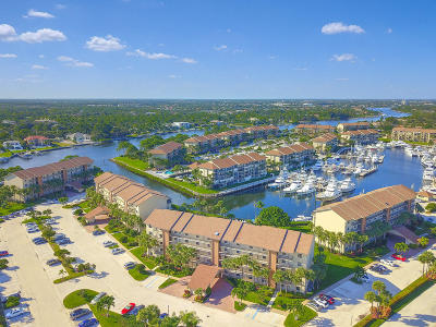 Jupiter Condo For Sale: 1201 Seafarer Circle #303