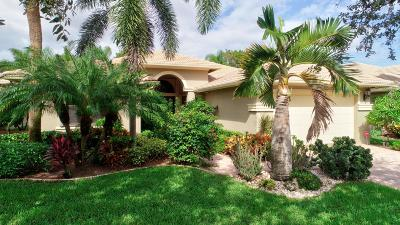 Boynton Beach Single Family Home For Sale: 7561 Via Grande