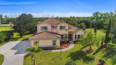 Boynton Beach Single Family Home For Sale: 9056 Talway Circle