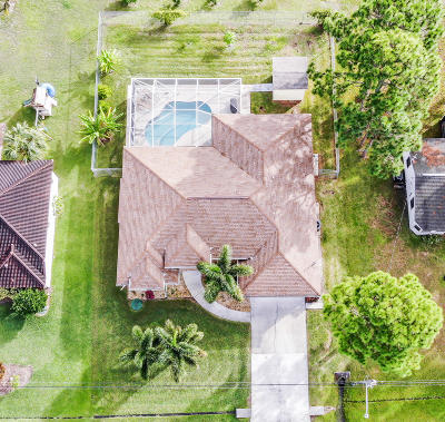 Port Saint Lucie Single Family Home For Sale: 2254 SE Grand Drive