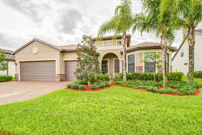 Port Saint Lucie Single Family Home For Sale: 636 SE Monteiro Drive