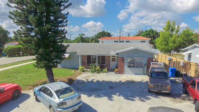 Lantana Multi Family Home For Sale: 611 S Broadway