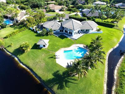 Delray Beach Single Family Home For Sale: 3521 Glenwood Court