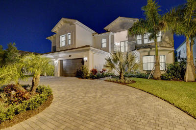 Delray Beach Single Family Home For Sale: 9850 Rennes Lane
