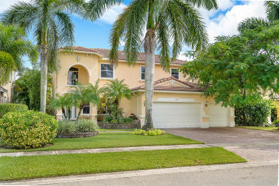 Lake Worth Single Family Home For Sale: 6115 C Durham Drive