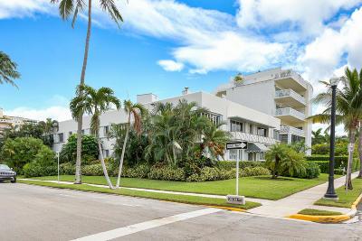 Palm Beach Condo For Sale: 381 S Lake Drive #10