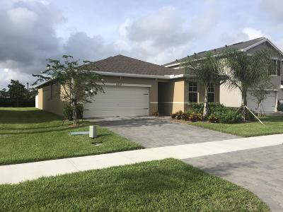 West Palm Beach Single Family Home For Sale: 6119 Wildfire Way