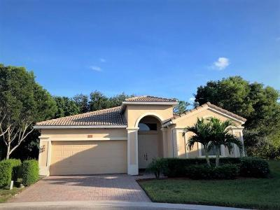 West Palm Beach Single Family Home For Sale: 2675 Reids Cay