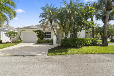 Palm Beach Gardens Single Family Home For Sale: 25 Governors Court