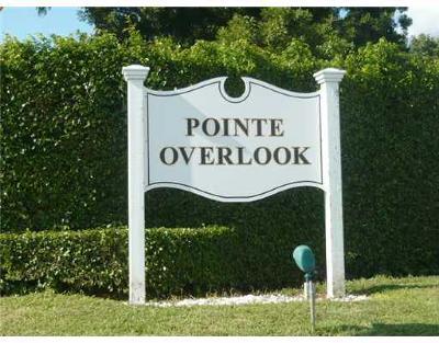 Lake Worth Condo For Sale: 7211 E Oakridge Circle #B
