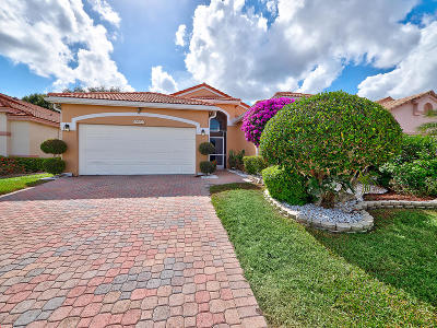 Boynton Beach Rental For Rent: 6870 Ashton Street