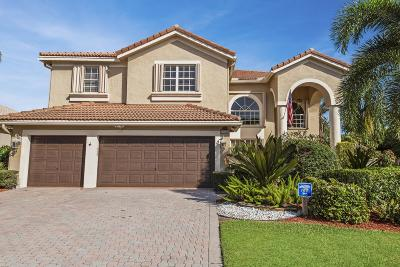 Boca Raton Single Family Home For Sale: 22330 Rushmore Place