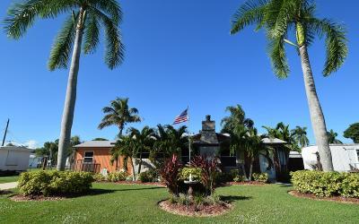Stuart Single Family Home For Sale: 2875 SE La Palma Terrace