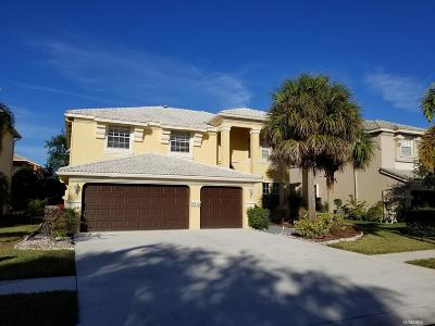 Royal Palm Beach Single Family Home For Sale: 2310 Ridgewood Circle