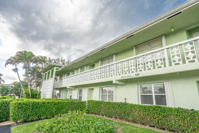 Delray Beach Condo For Sale: 1955 NW 13th Street #201