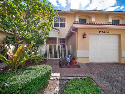 West Palm Beach Condo For Sale: 9786 Midship Way #102