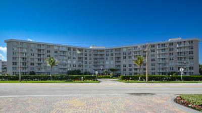 Boca Raton Condo For Sale: 2851 S Ocean Boulevard #0215