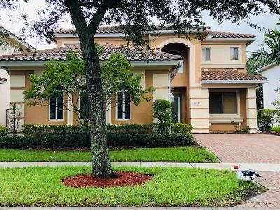 West Palm Beach Single Family Home For Sale: 6770 Aliso Avenue