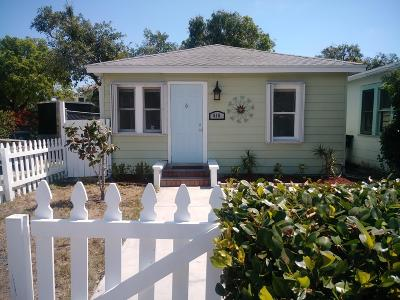 Lake Worth Single Family Home For Sale: 516 S J Street