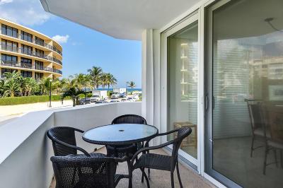Palm Beach Condo For Sale: 100 Sunrise Avenue #2170