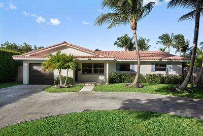 Delray Beach Single Family Home For Sale: 211 NW 17th Street
