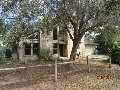 Fort Pierce Single Family Home Contingent: 6000 Silver Oak Drive