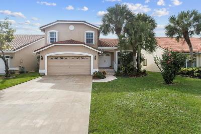 Boca Raton Single Family Home For Sale: 18329 Fresh Lake Way