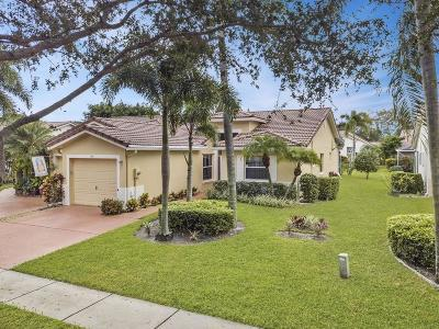 Boynton Beach Single Family Home For Sale: 105 Sausalito Drive