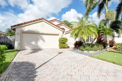 Boca Raton Single Family Home For Sale: 8889 Harrods Drive