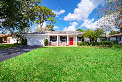 Coral Springs Single Family Home For Sale: 8473 NW 15th Court