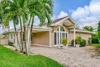 West Palm Beach Single Family Home For Sale: 13860 Whispering Lakes Lane