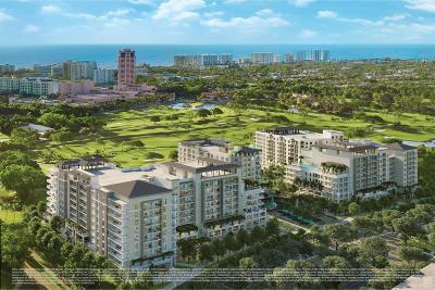 Boca Raton Condo For Sale: 200 SE Mizner Boulevard #810