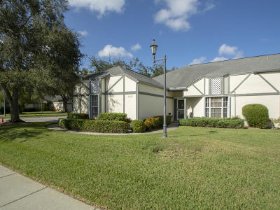 Vero Beach Single Family Home For Sale: 7932 Ascot Place