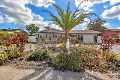 Fort Lauderdale FL Single Family Home For Sale: $357,000