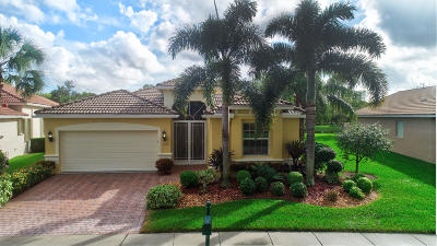 Lake Worth Single Family Home For Sale: 8208 Parini Way