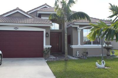 Port Saint Lucie Single Family Home For Sale: 1074 SW McCoy Avenue