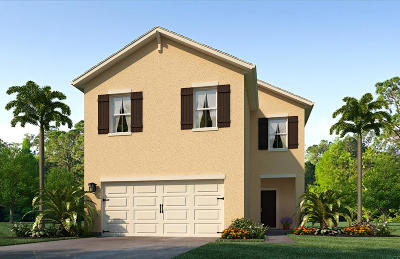 West Palm Beach Single Family Home For Sale: 6084 Wildfire Way