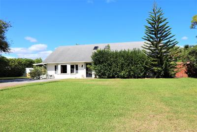 Stuart Single Family Home For Sale: 3439 SE Kensington Street