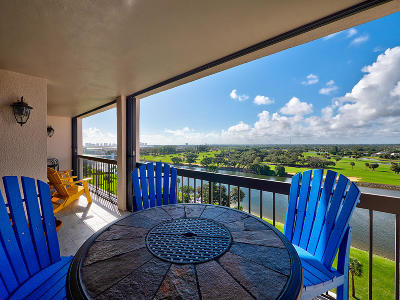 North Palm Beach Condo For Sale: 356 Golfview Road #Lph-2