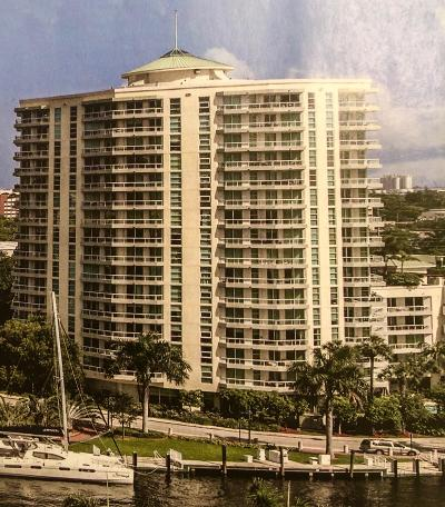 Fort Lauderdale FL Condo For Sale: $375,000