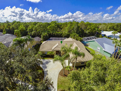 Jupiter Single Family Home Contingent: 18867 Big Cypress Drive