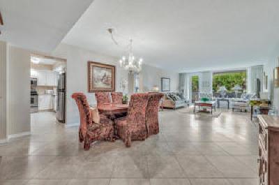 Palm Beach Rental For Rent: 3450 S Ocean Boulevard #2030