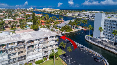 Deerfield Beach Condo For Sale: 1511 SE 15 Court #506