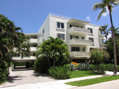 Palm Beach Condo For Sale: 455 Worth Avenue #304