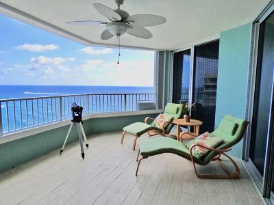 Singer Island Condo For Sale: 5200 Ocean Drive #1503