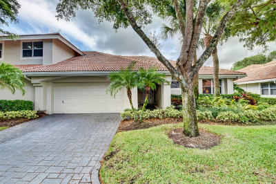 Boca Raton Townhouse For Sale: 2236 NW 53rd Street