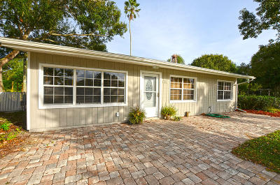 Vero Beach Single Family Home For Sale: 866 35th Avenue